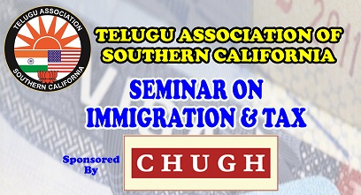 Seminar on Immigration and Tax