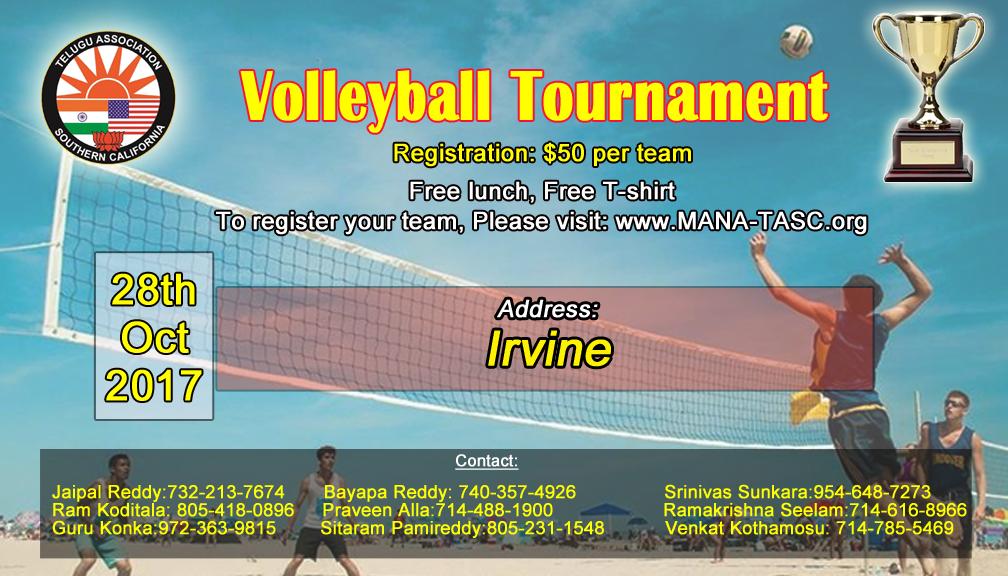 TASC Volleyball Tournament