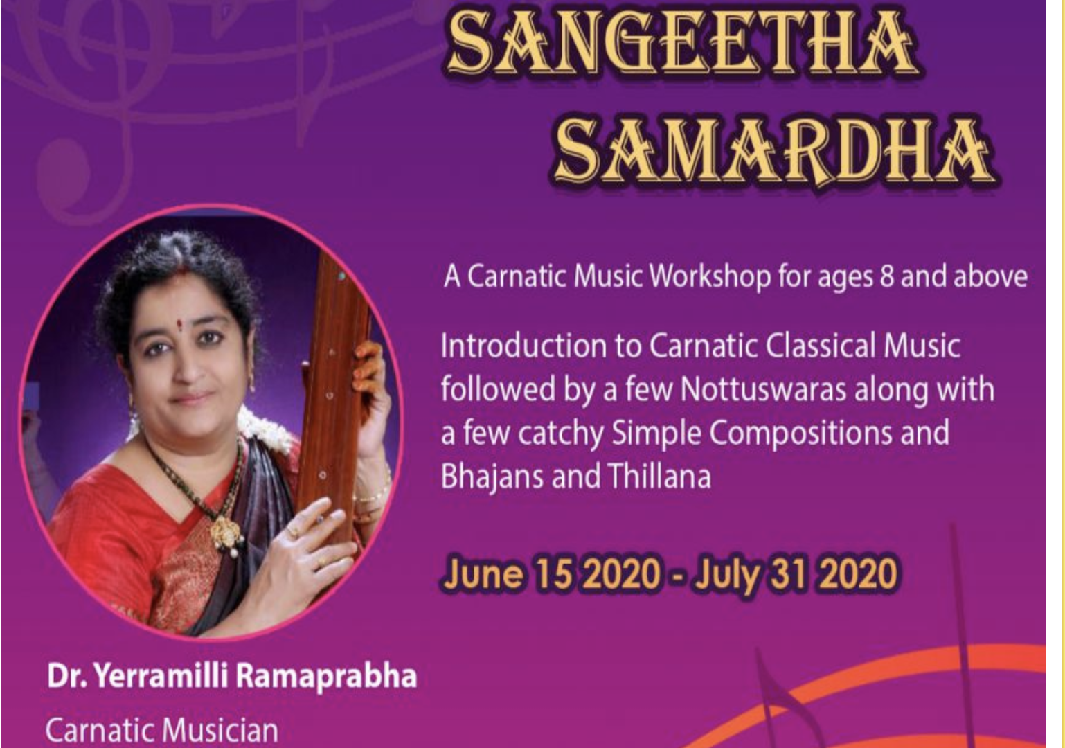 TASC AND SAMMOHANA - SANGEETHA SAMARDHA