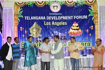 TDF Batukamma Event